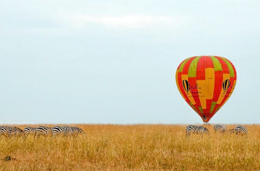 Kenya Discovery (Keekorok) - Schedule