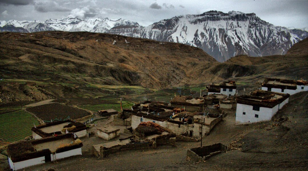 Spiti Chronicals: Post card from highest post office in the world