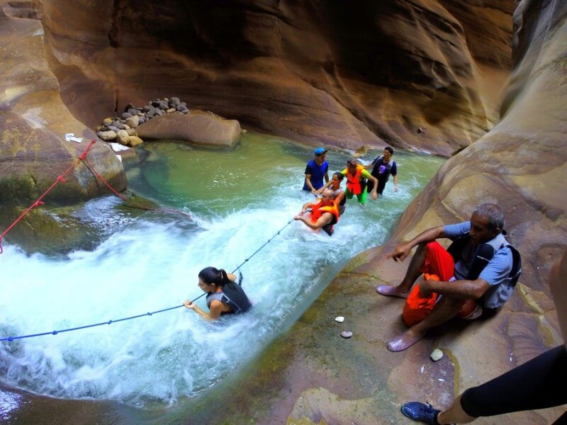 Jordanian Adventure