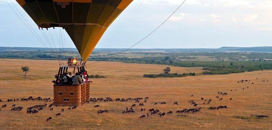 Maasai Mara  National Reserv