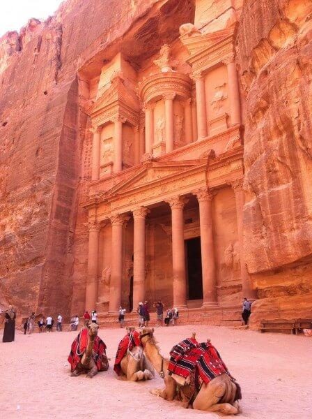 The Nabatean Wonders