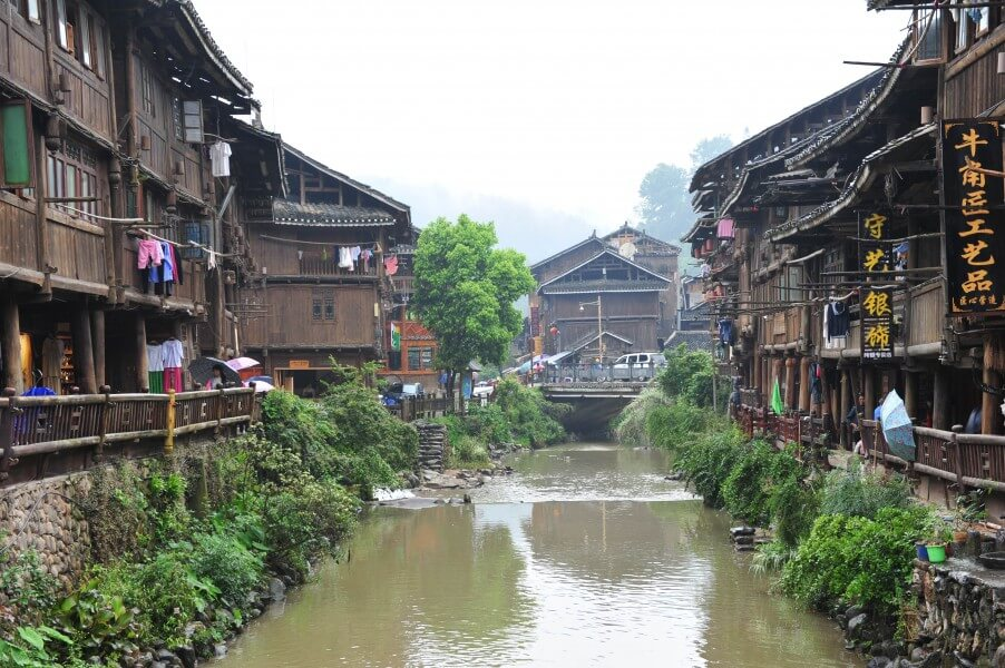 Guilin and Sister's Rice Festival ( 14 days )