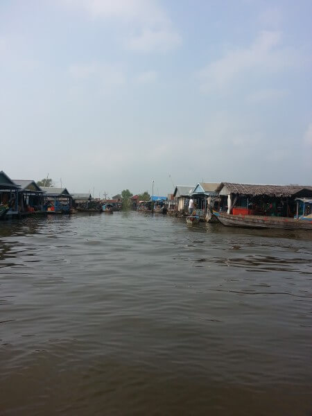 Siem Reap-Phnom Penh