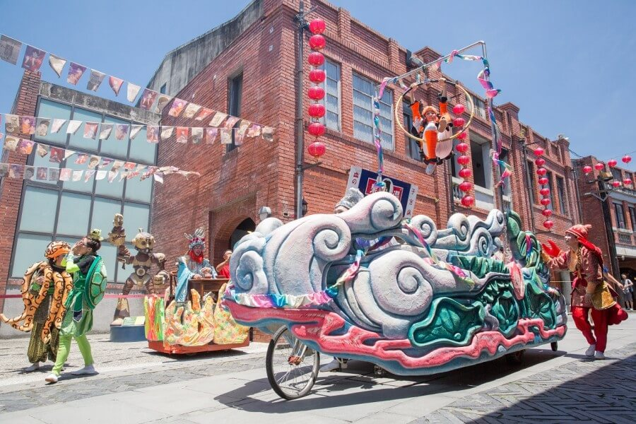4-Day Tour Eastern Taiwan Tour (Yilan, Hualien, Taitung)