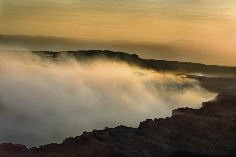 Ethiopian tour to the Erta'ale volcano and Danakil depression (Surface) - 9 days