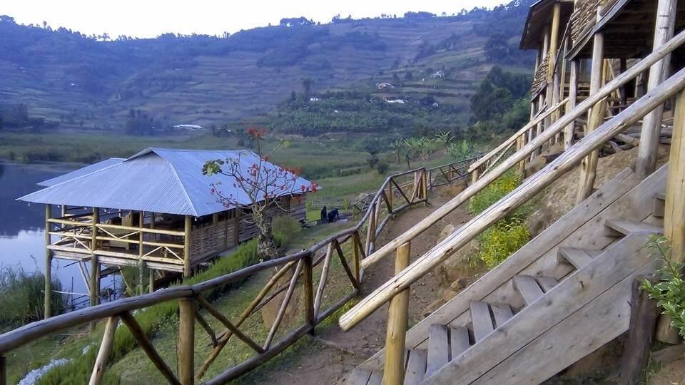 Gorge hike at Mgahinga