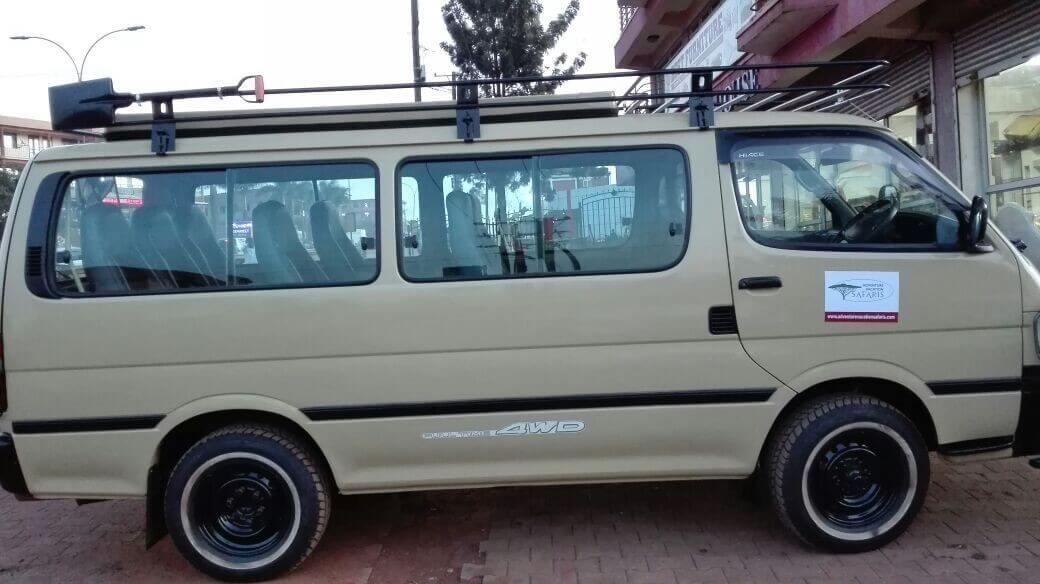 Transfer to Lake Mburo NP
