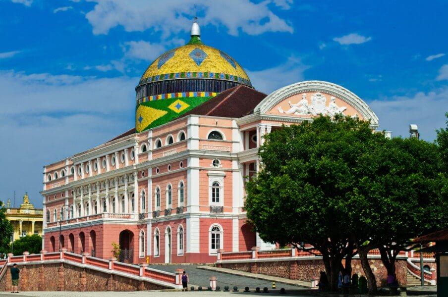 6 Days Luxury cruise in the Amazon