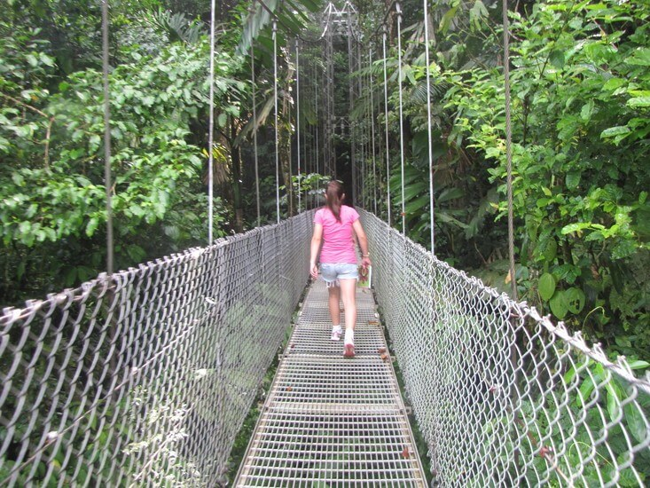 6 days Costa Rica Adventure & Nature
