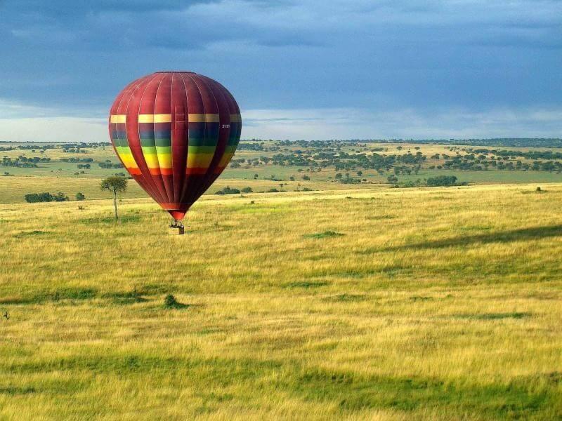 3 Day Masai Mara Flying Package from Nairobi