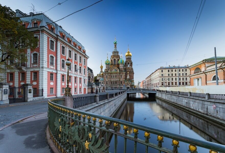 City tour, Faberge Museum, the Hermitage
