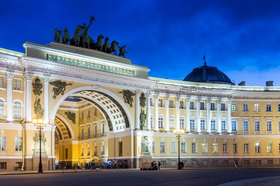 The Hermitage tour (3 hours)