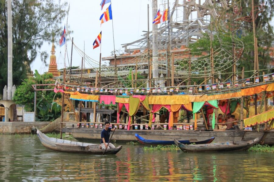 "5 DAY TOURS ""ESSENTIAL CAMBODIA"""