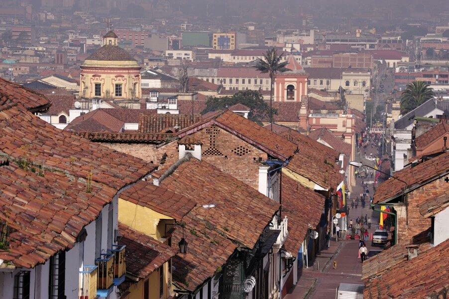 Bogotá Citytour