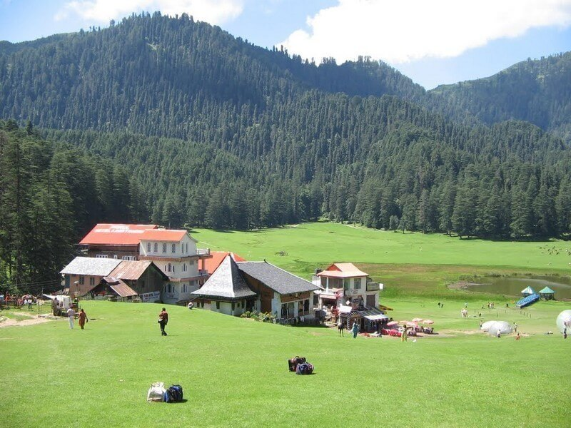 DALHOUSIE -KHAJJIAR (RETURN)