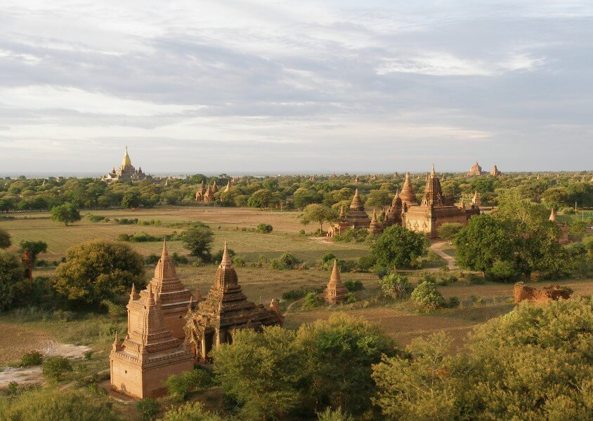Honeymoon in Myanmar