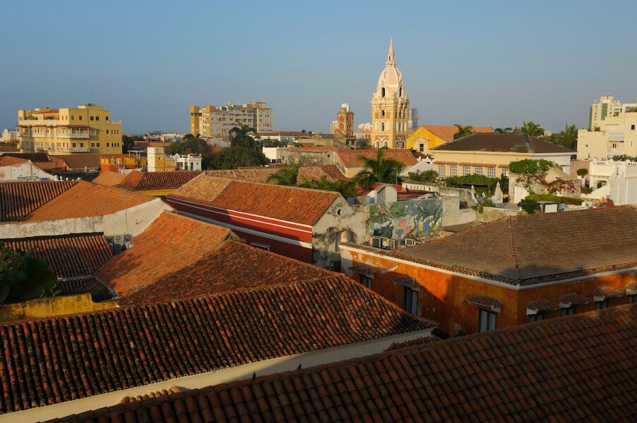 Discovering Cartagena