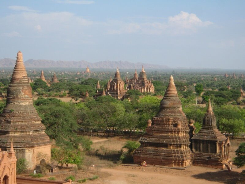 YANGON - BAGAN (FLIGHT), BAGAN S/S