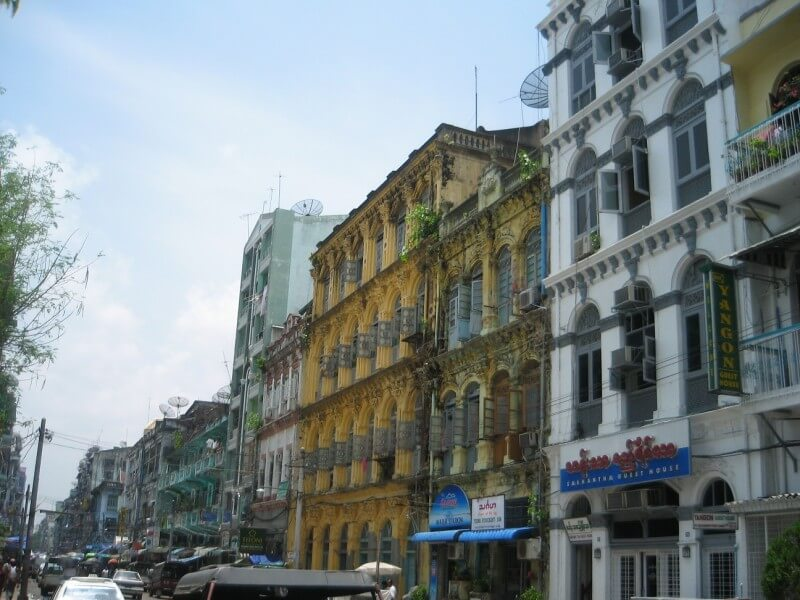 THANDWE/YANGON (FLIGHT), YANGON FREE DAY