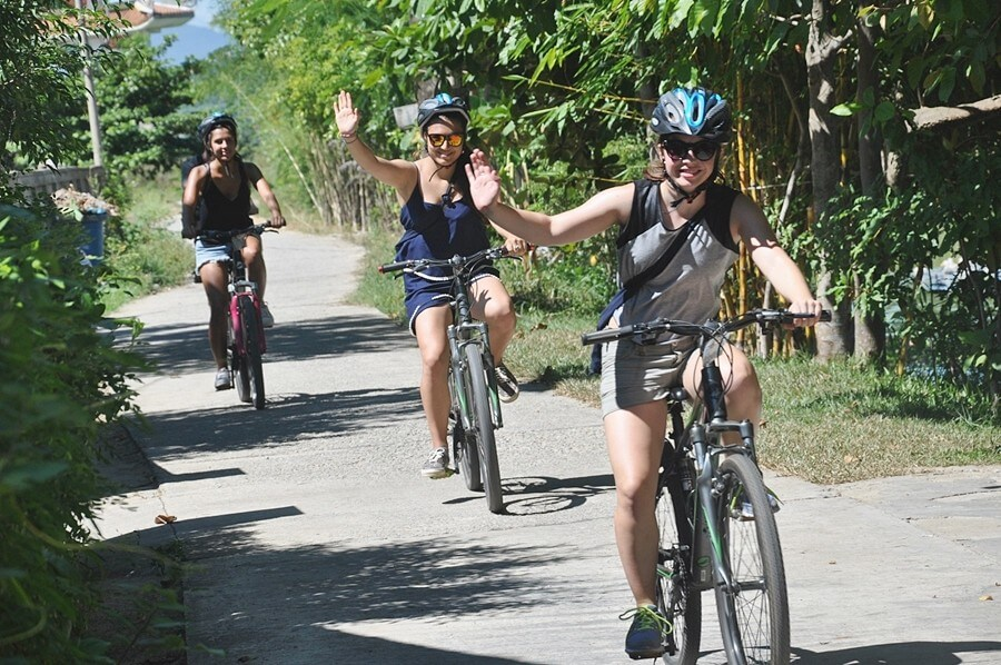 Cycling Vietnam's Back roads 14 Days