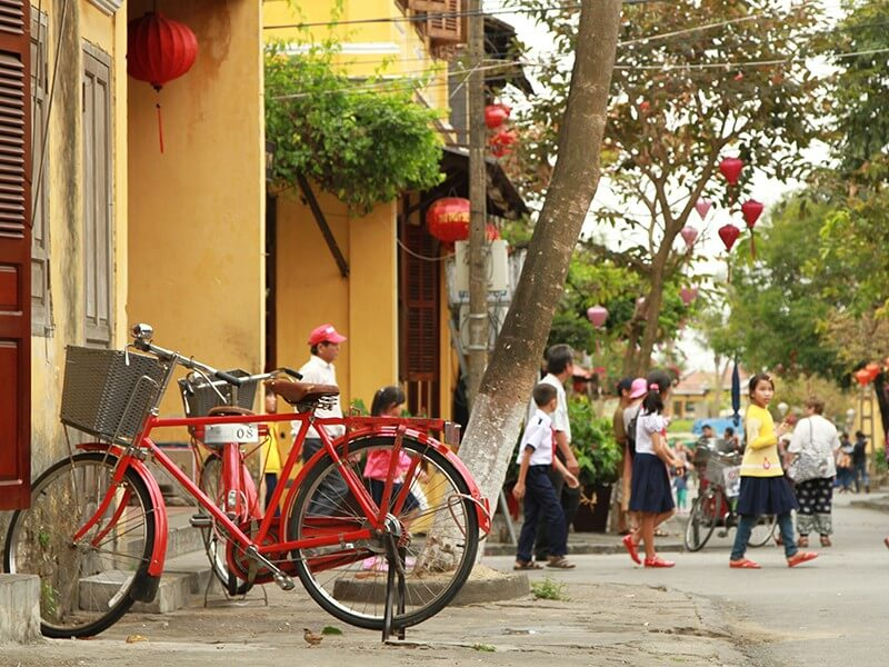 Ann Tailor - Hoi An City Tou
