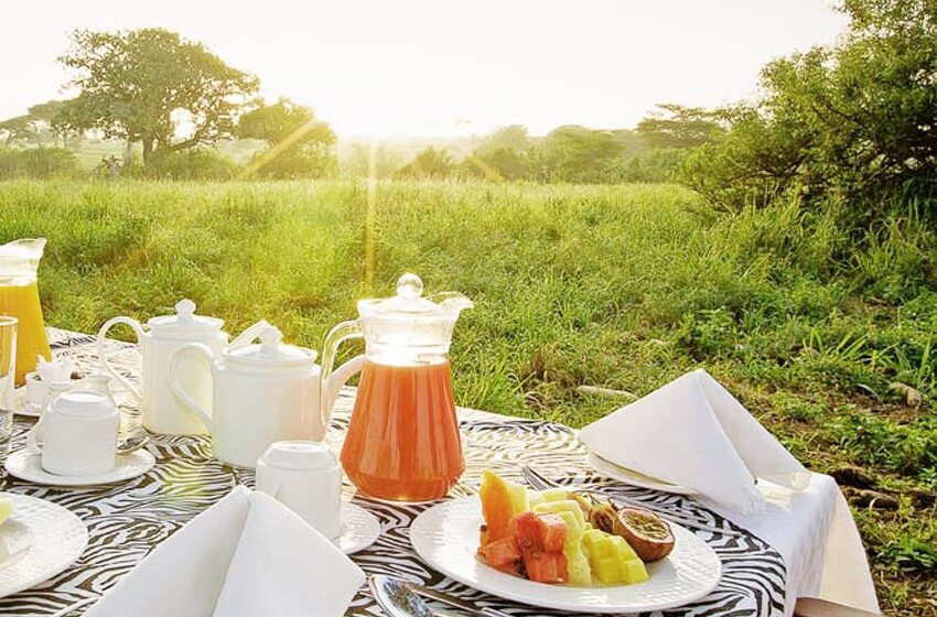 Fairmont Luxury Safari - Private