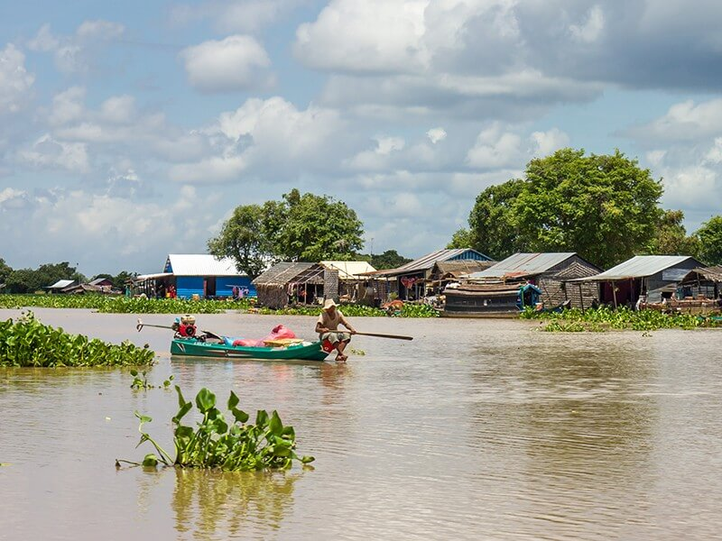 Siem Reap – Floating Village