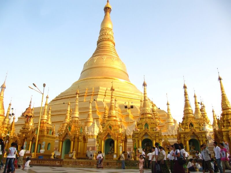 Amazing Myanmar Senses