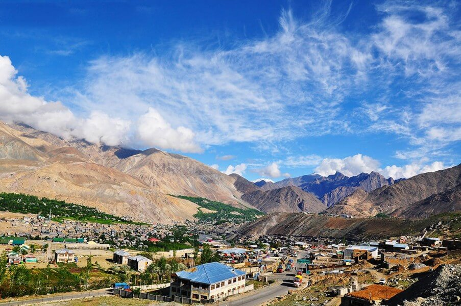 10 Nights 11 days Srinagar - Ladakh - Srinagar Tour Package