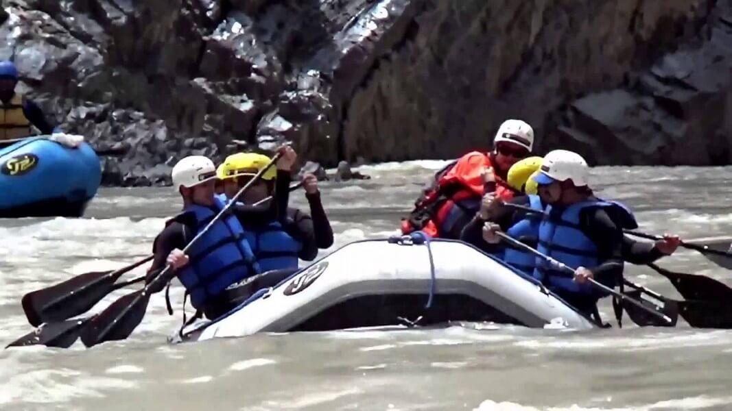9 Nights 10 days Ladakh Adventure Tour Package