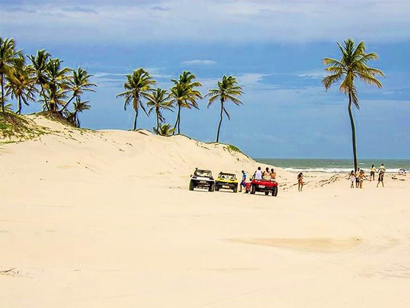 Route of the Emotions: Fortaleza / Jericoacoara / Barreirinhas / São Luis
