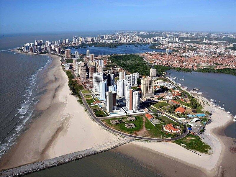 Route of the Emotions: Fortaleza / Jericoacoara / Barreirinhas / São Luis