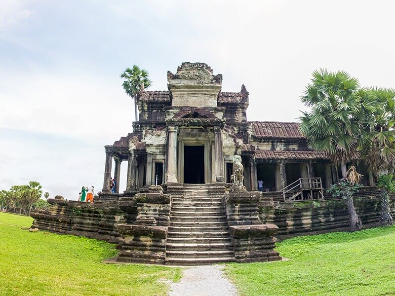 6 Days Highlight Cambodia