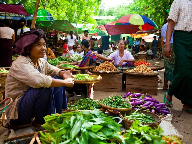 Bagan - city tour full day