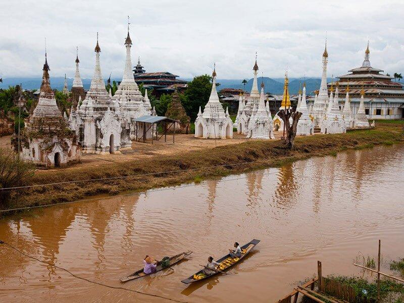 Bagan -Mandalay – by bus 4 h