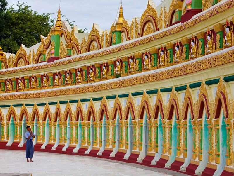 Mandalay - Departure