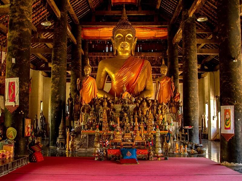 Luang Prabang - Pak Ou Cave