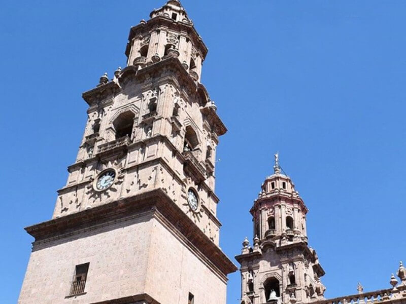 Morelia City Tour