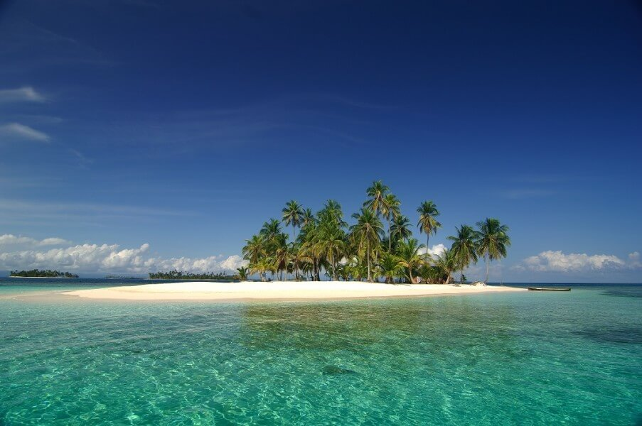 AUTHENTIC PARADISE - SAN BLAS EXTENSION (WITH NATIONAL FLIGHTS)