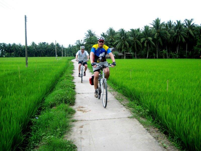 MEANDERING MEKONG BY BICYCLE