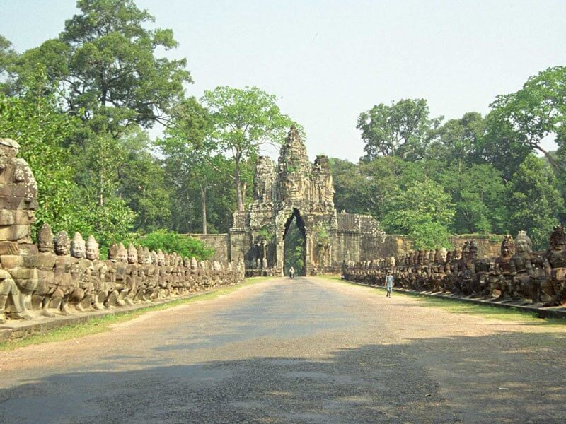 5 DAYS 4 NIGHTS 3 ROUNDS + ANGKOR WAT