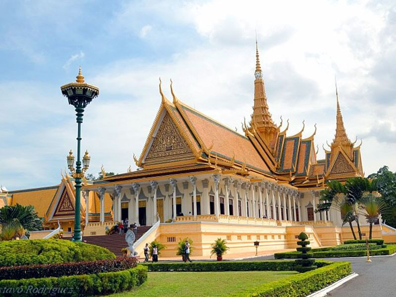 7 DAYS 6 NIGHTS – GREEN CAMBODIA