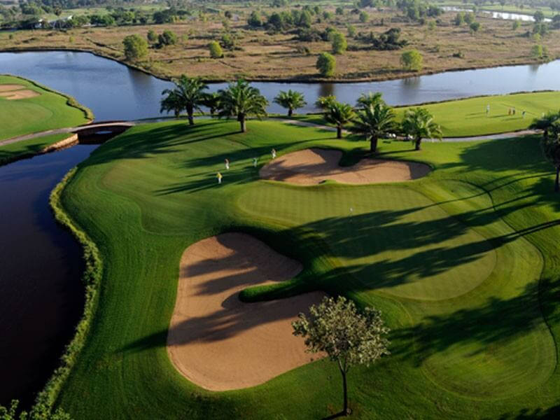 7 DAYS 6 NIGHTS 4 ROUNDS – CAMBODIA GOLF EXPERIENCE