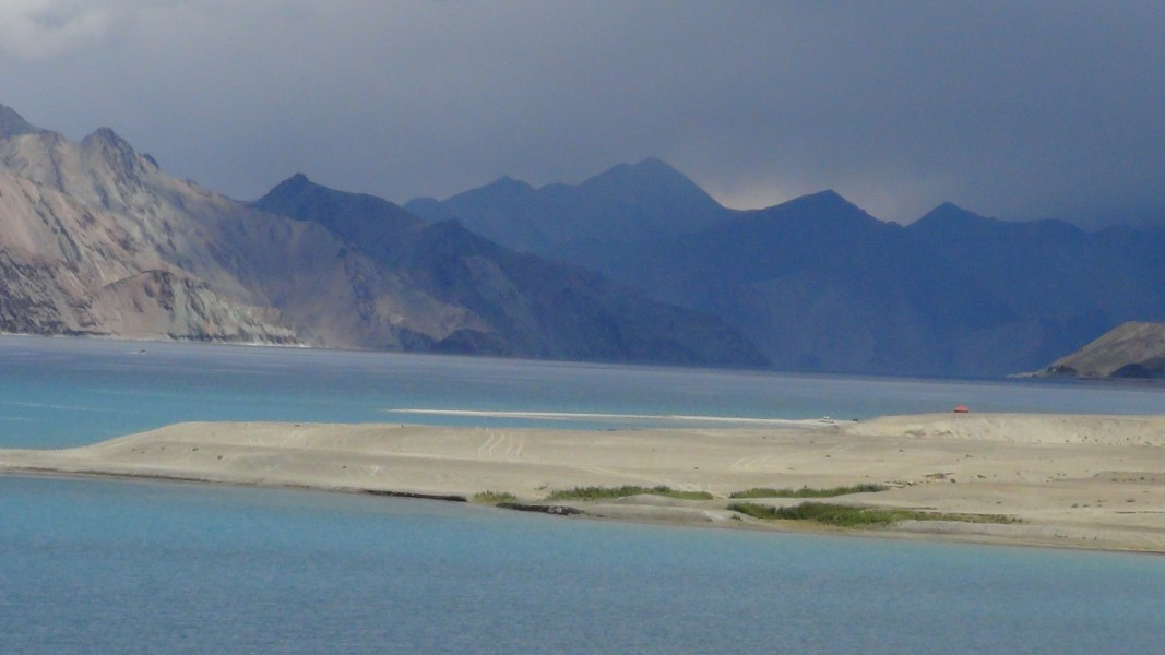 Leh to Pangong Lake