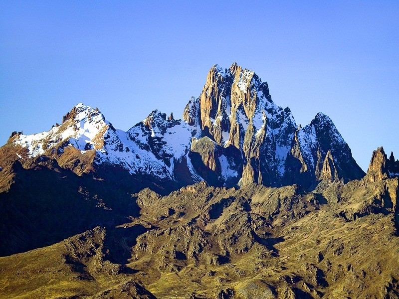4 Days Mount Kenya climb