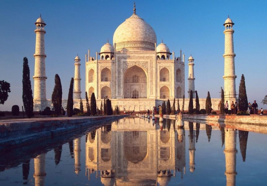 Agra Taj Mahal Sightseeing