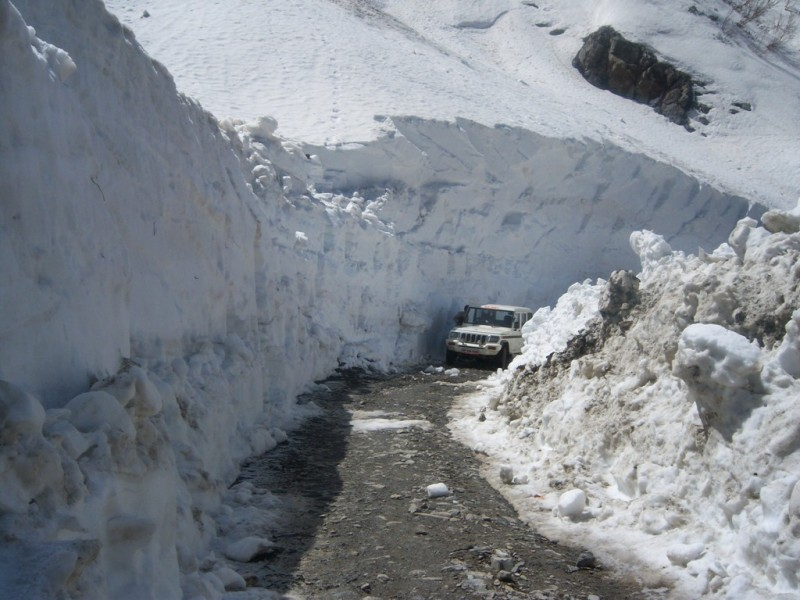 Optional Rohtang Pass trip