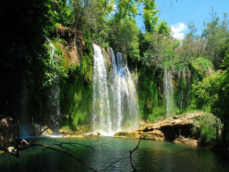 Antalya Old City & Waterfall