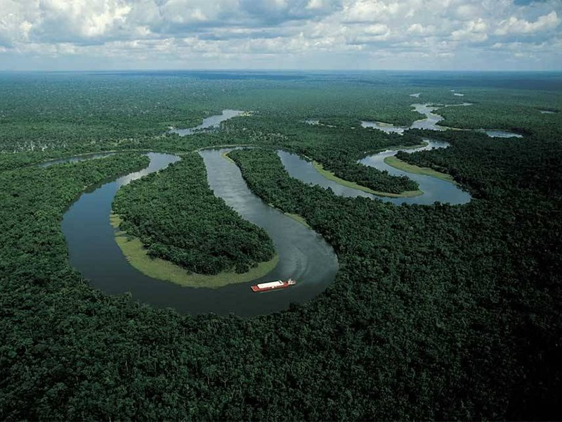 Best of Brazil: Rio de Janeiro / Iguassu Falls / Salvador / Manaus