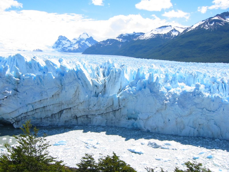 Glaciers, Falls & Tango 8 Days